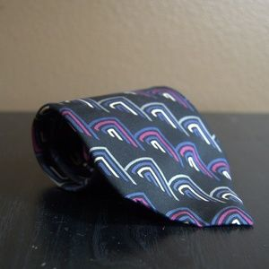 80s Christian Dior Tie